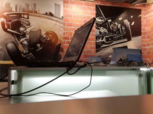 Blogger Lounge Automechanika 2014
