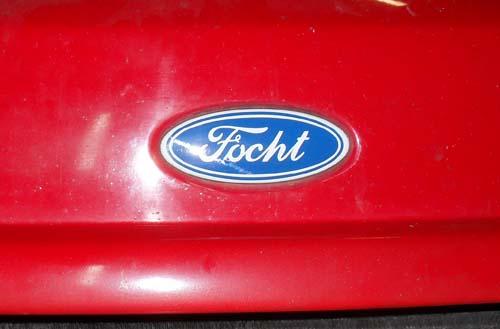 Focht Logo