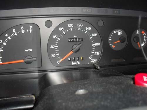 Tacho Ford Escort MK4 1,8D