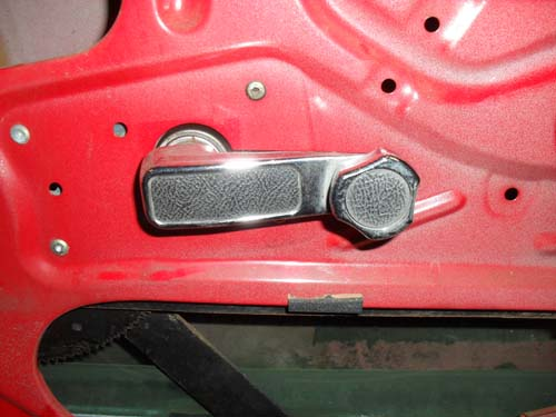 Fensterkurbel Alfa Romeo