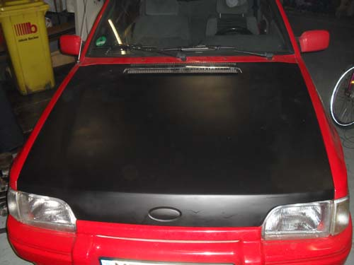 Motorhaube Ford Escort MK4