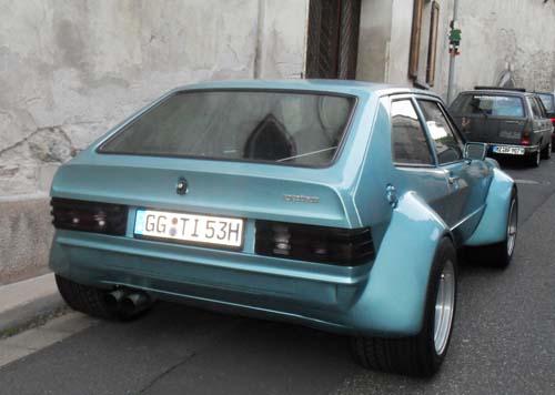 VW Scirocco 1 Breitbau Prinz