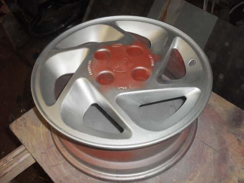 Ford Escort Turbofelgen