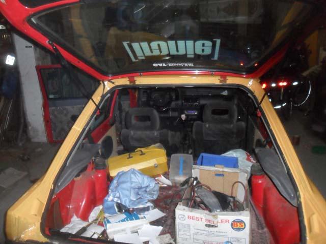 farbspuren auf autolack entfernen