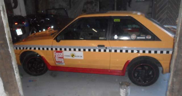 Schwellerleisten Ford RS Escort MK4