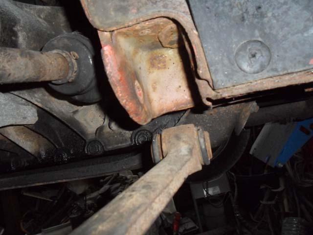Gelenkwechsel Ford Escort MK4