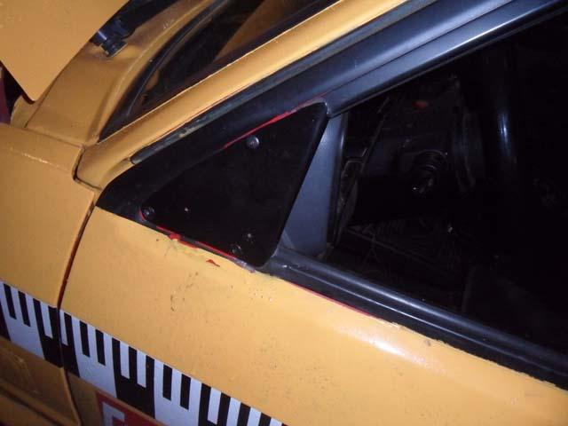 Grundplatte Rückspiegel