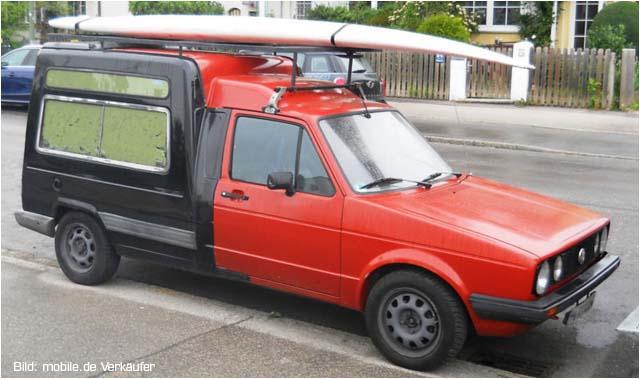 VW Golf 1 Rapid
