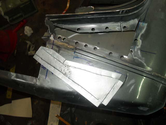 Reparaturblech