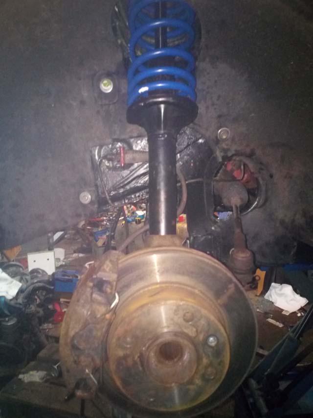 Federbein Ford Escort MK4
