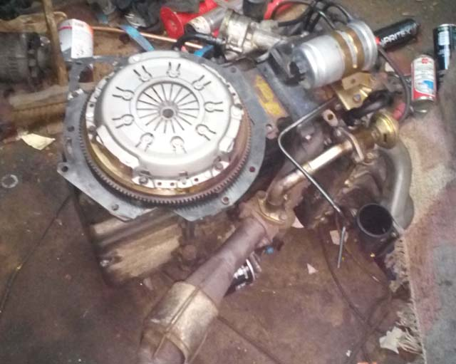 Ford Dieselmotor