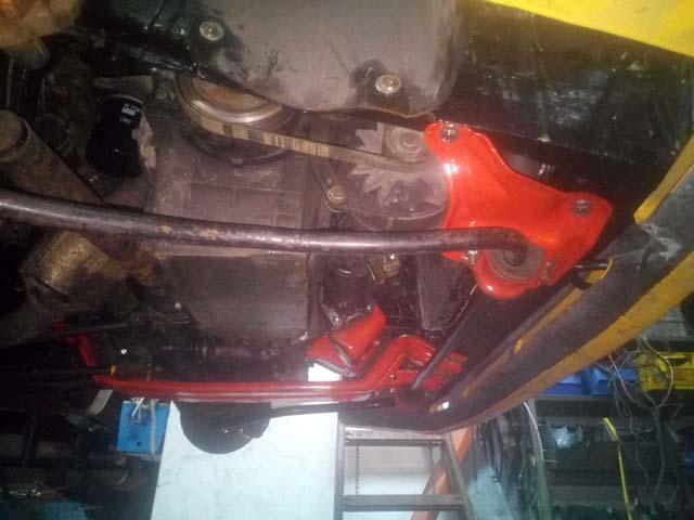 Stabilisator Ford Escort MK4