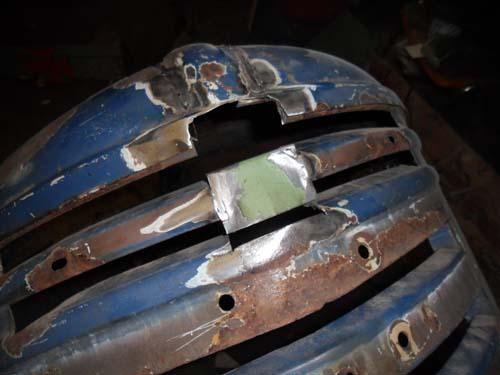 Motorhaube Framo