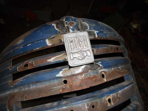 FDGB Emblem