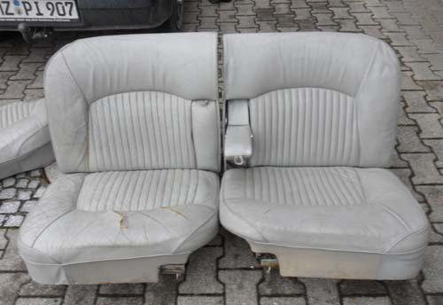 Jaguar S-Type Sitze