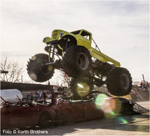 Framo Monstertruck Nasty Boy