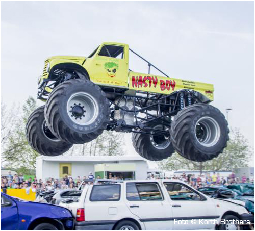 Framo Monster Truck Nasty Boy