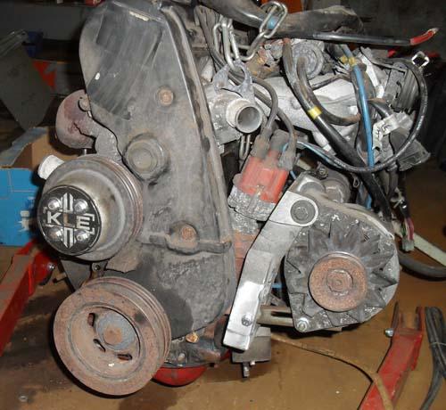 Motor Volvo B230F