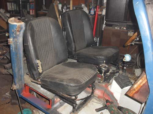MG Sitze