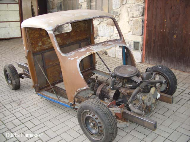 Framo Hot Rod