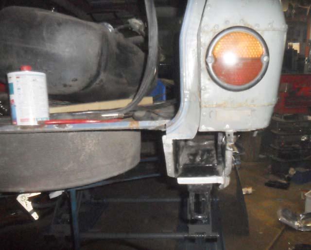Längsträger VW Passat 32B