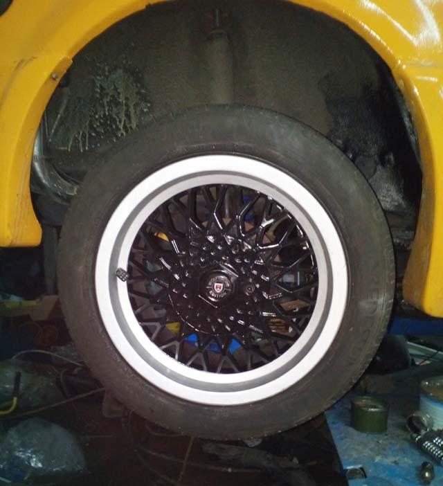 Ford RS Felgen