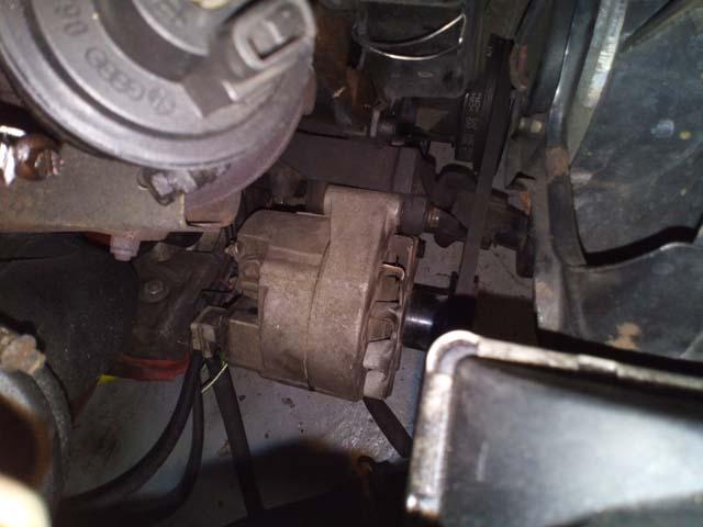 Lichtmaschine VW Passat 32B
