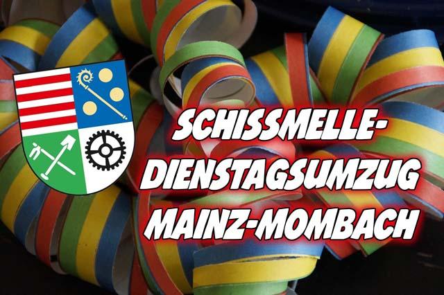 Schissmelle-Dienstagsumzug Mainz-Mombach