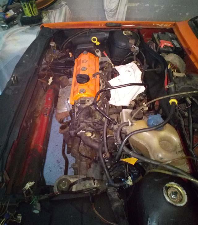AAV Motor Polo 86C