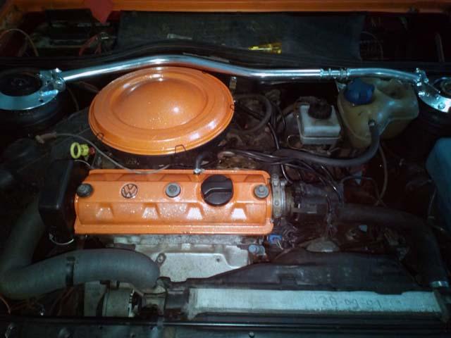AAV Motor VW Polo 86C