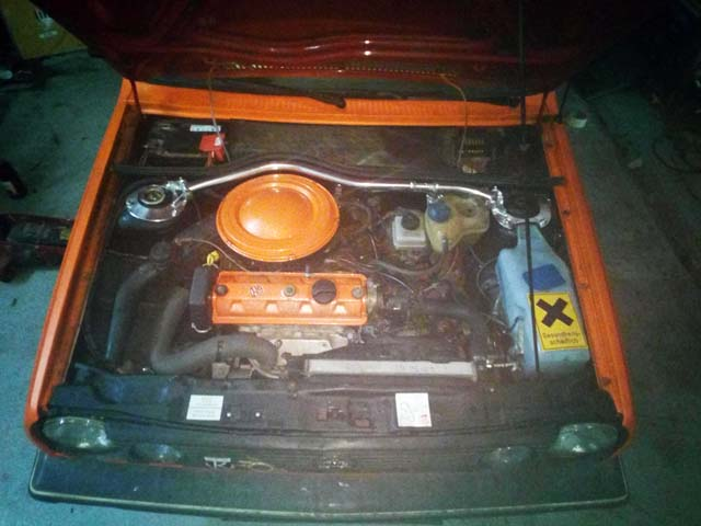 AAV Motor VW Polo 86C