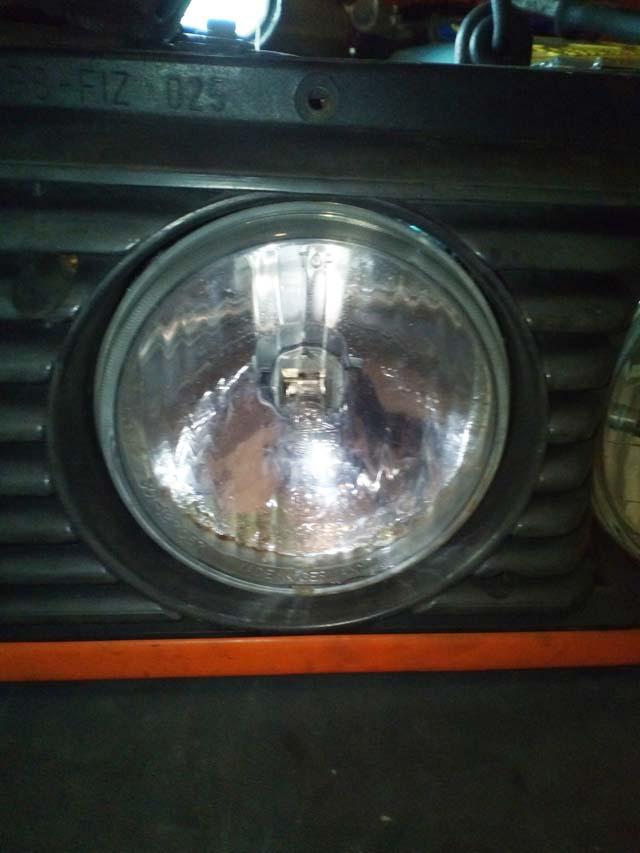 Fernscheinwerfer