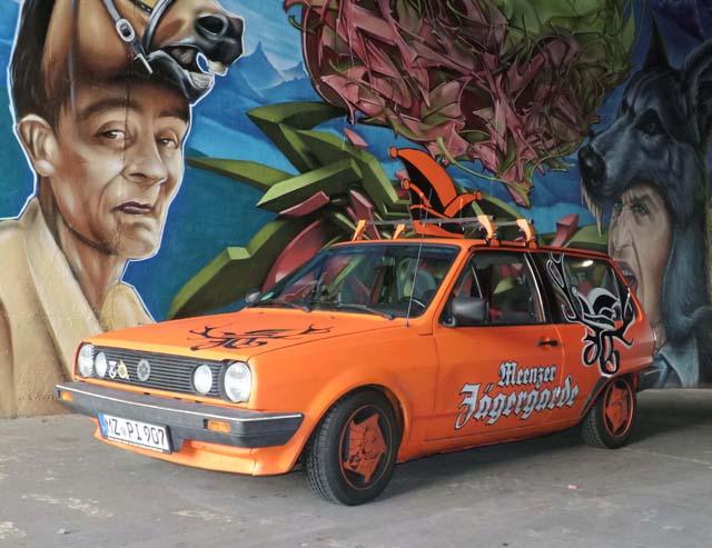 VW Prolo Jägergarde