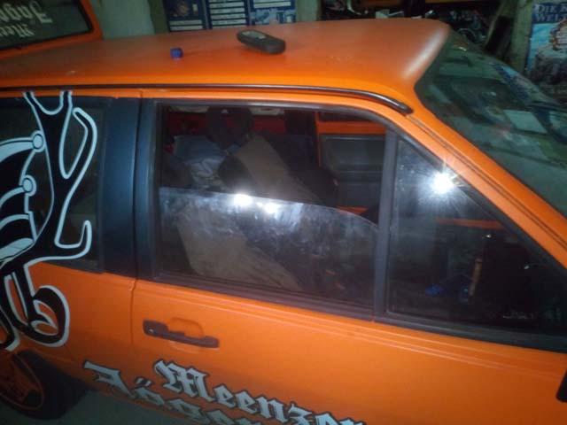Beifahrertür VW Polo 86C