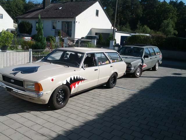 Haifischmaul