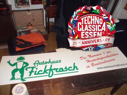 Fickfrosch