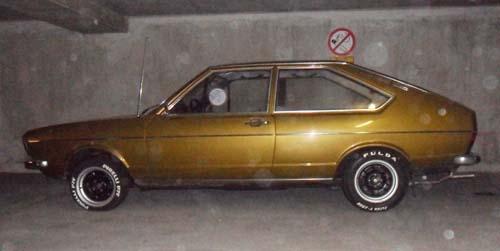 VW Passat 32 1973