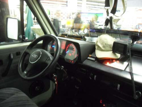VW Bus T3 S8 Audi