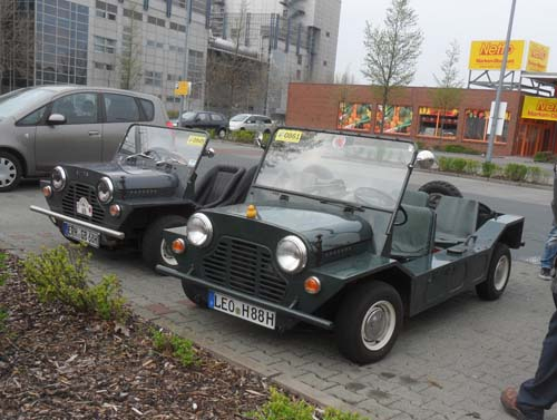 Mini Moke