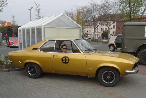 Opel Manta A