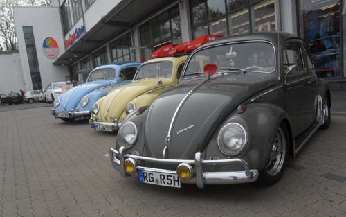 Bericht/Bilder DFL Cruise Night Hannover 2013