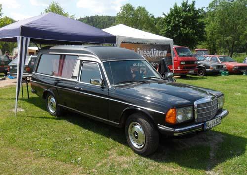 W123 Bestatter