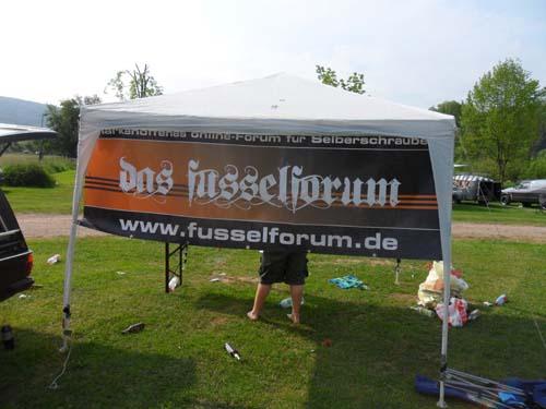 Fusselforum Treffen 2013