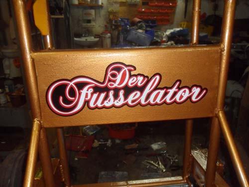 Fusselator