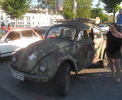 Offroad Käfer