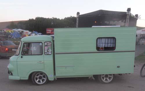 Barkas Wohnmobil