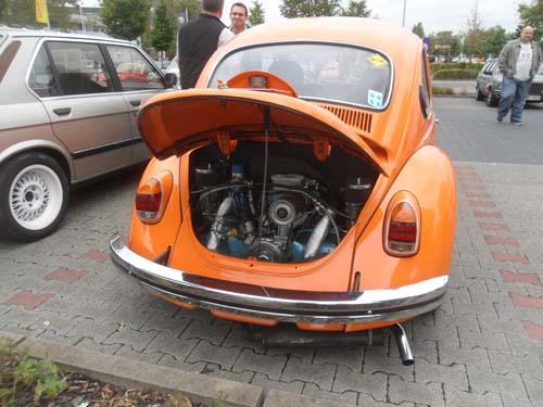 Käfer Motorraum