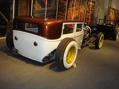 Opel Hot Rod