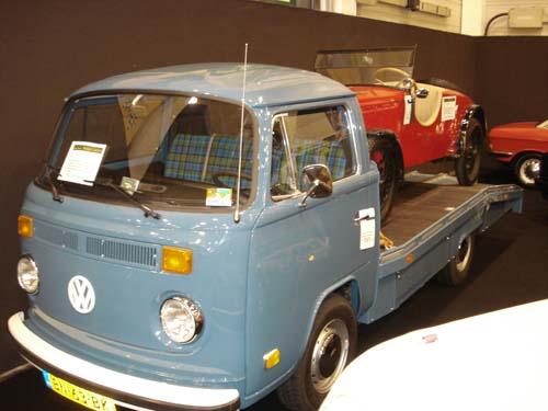 Nissan T2 Transporter