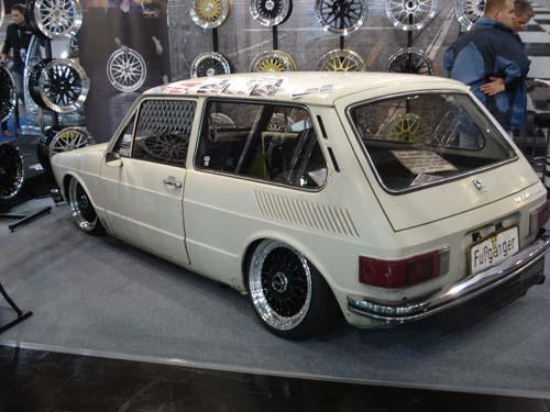 VW Brasilia